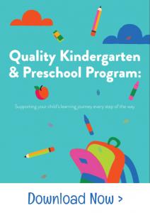 Buggles Kindergarten & Preschool Kindy Book - November 2019